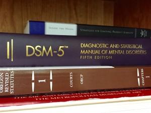 DSM-5 book