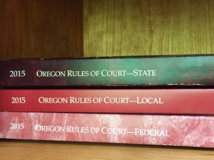 Oregon books